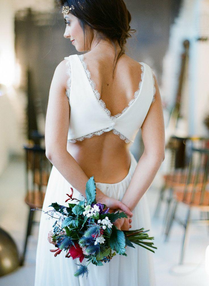 Hochzeit - Rückenfreie Brautkleider