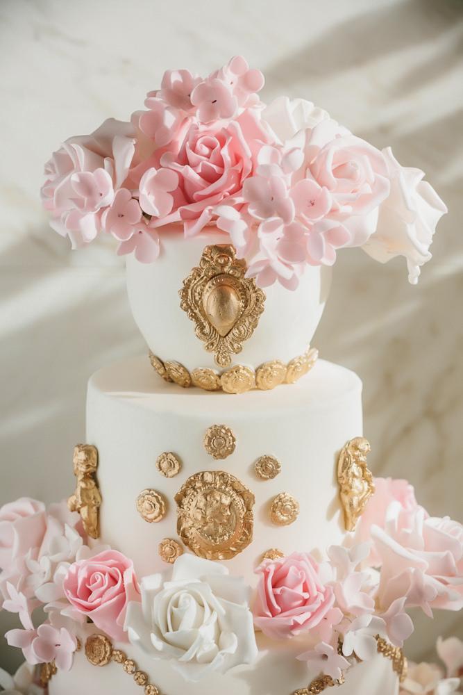 Vintage Wedding Vintage Style Hochzeitstorte 2075765 Weddbook