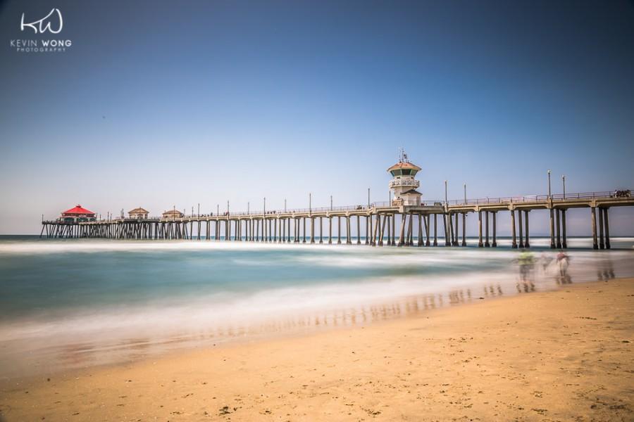 Wedding - Huntington Beach Pier