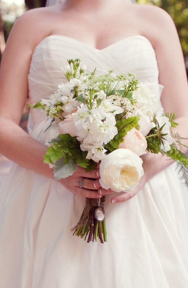 Hochzeit - Hochzeiten-Braut-Bouquet