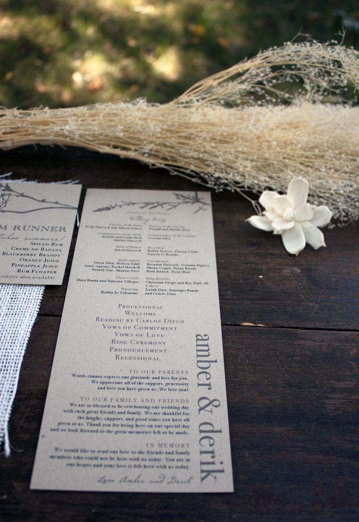 Wedding - Rustic Chic Wedding