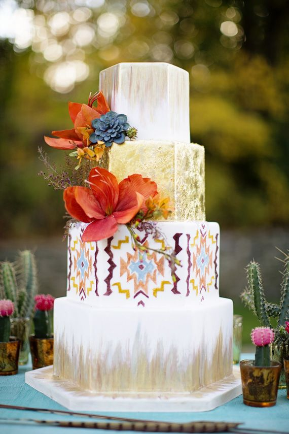 Wedding - Stunning Wedding Cake & Cupcake Ideas