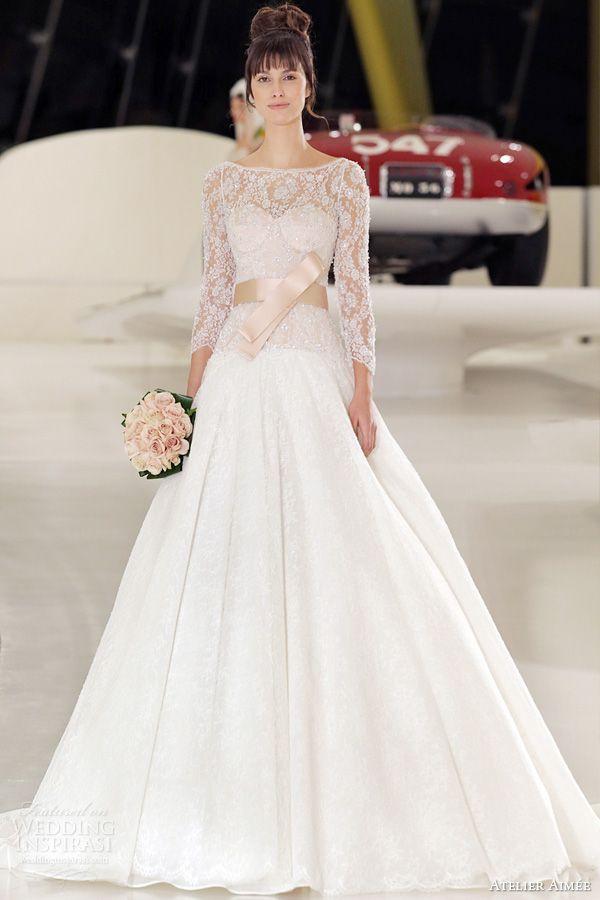 زفاف - حفلات الزفاف: أزياء الزفاف