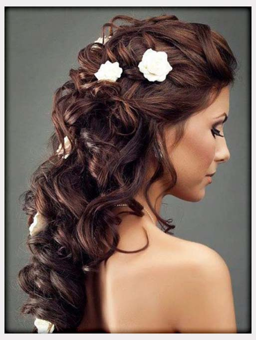 Wedding hairstyles wedding hair 2077448 weddbook wedding hair junglespirit Image collections