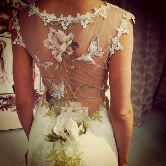 Butterfly wedding butterfly themed wedding 2077464 Wedding dress butterfly design