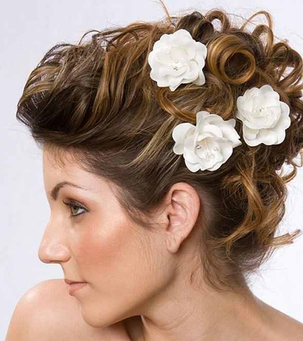 Hochzeit - Hochzeiten Braut-, Haar