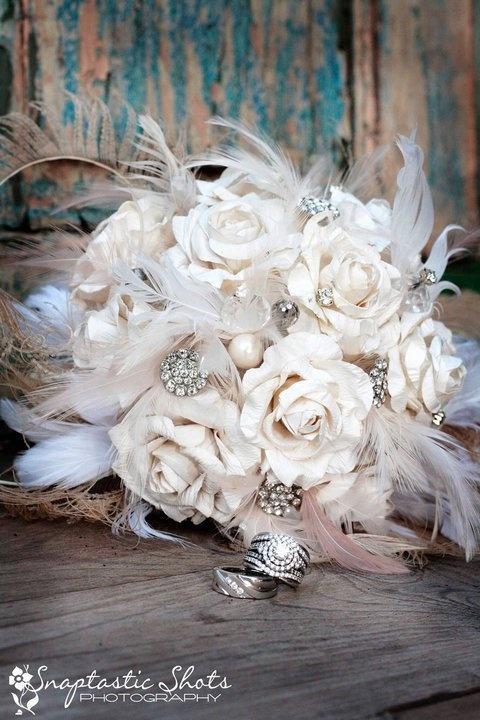 Mariage - Mariages - Fleurs de cru, Bows & Jarretières