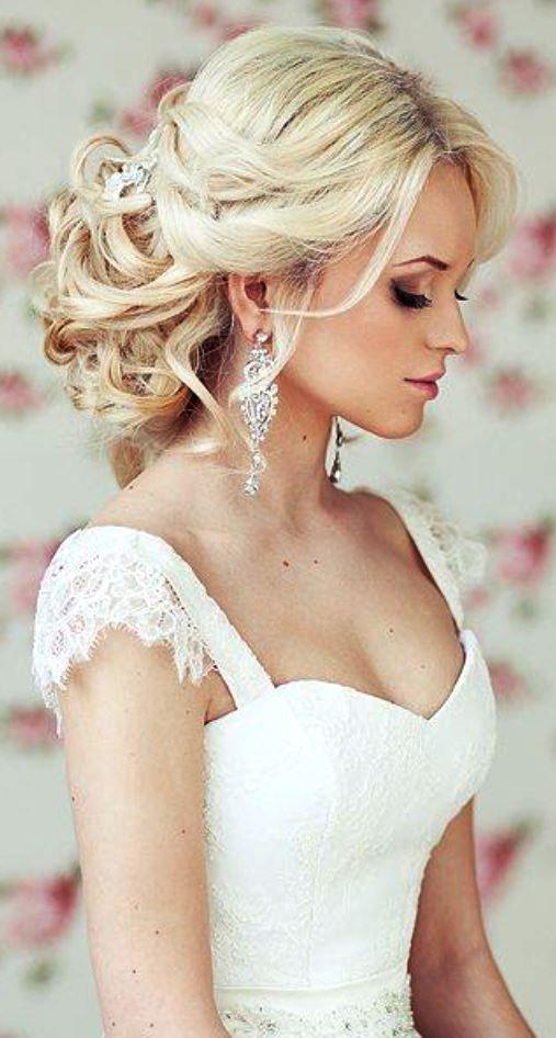 Hair Hairstyles For The Bride 2077729 Weddbook
