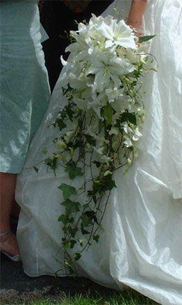 Wedding - Bridal Bouquets White