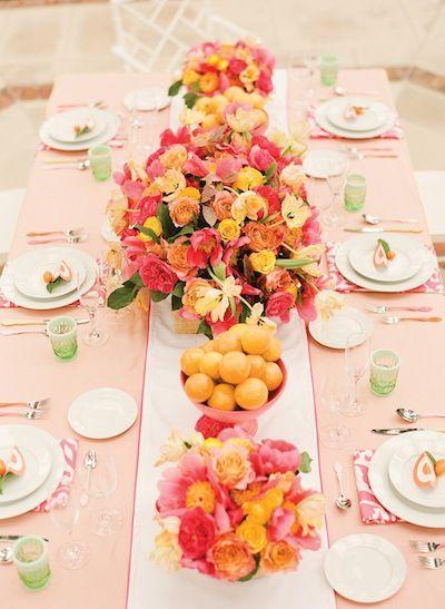 Coral Wedding - Peach Coral {Wedding} #2077895 - Weddbook