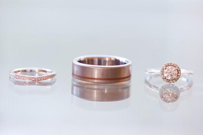 Wedding - Modern Wedding // Ring Shots