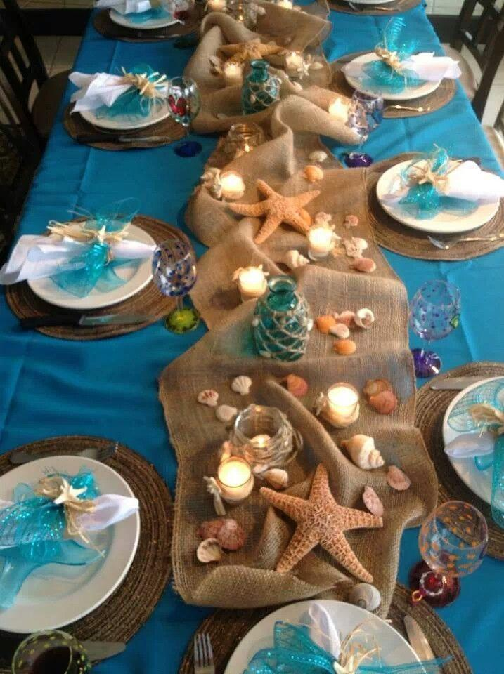 Decorating With Fiestaware Summer Wedding Beach Themed Wedding Ideas 2078099 Weddbook