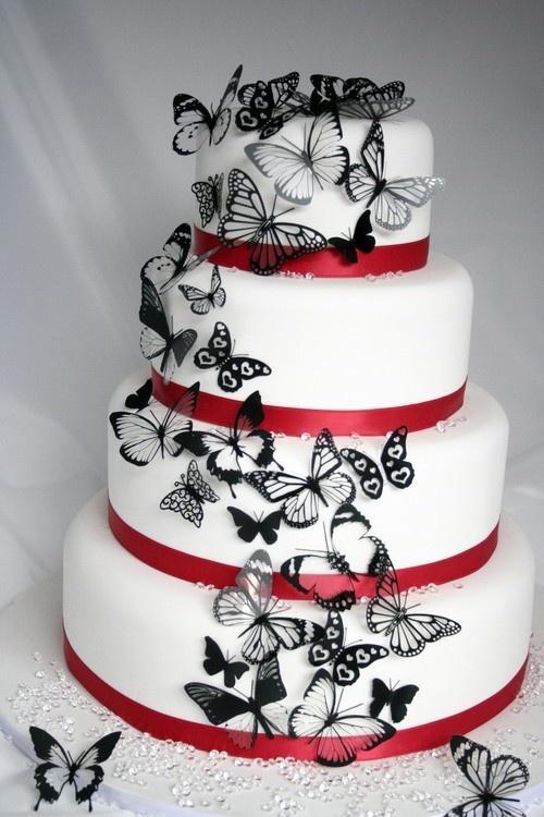 Wedding - Butterfly Themed Wedding