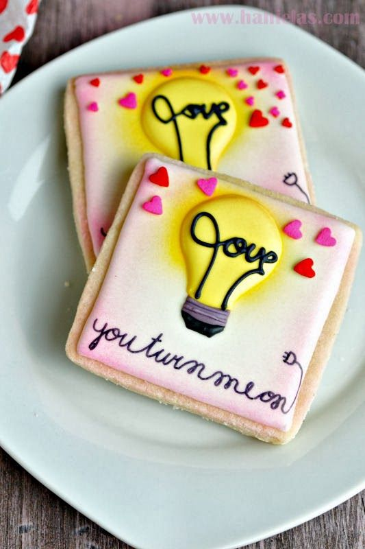 Valentine\'s Day - Cookies - Valentines Day #2078408 - Weddbook