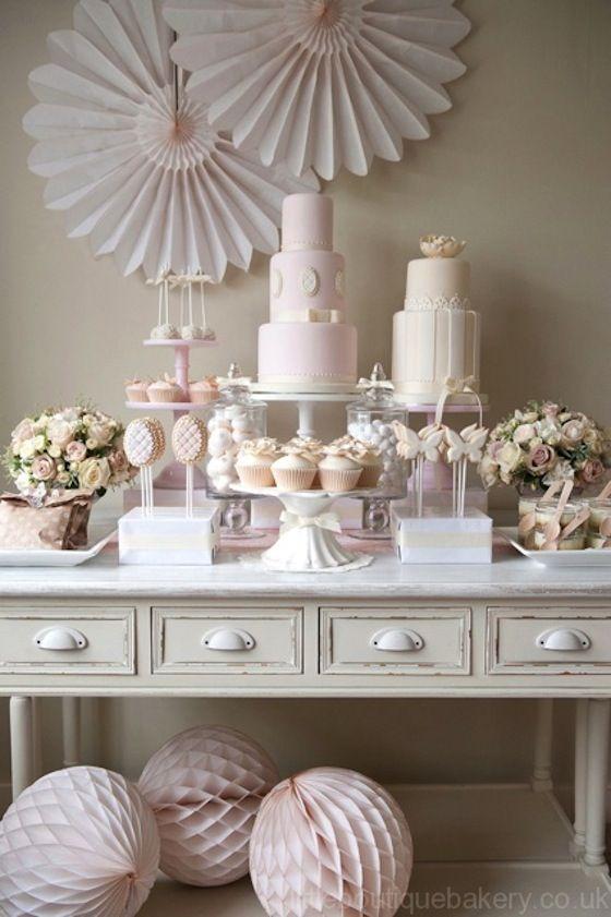Food favor sweet table 2078495 weddbook - Mesas de boda decoradas ...