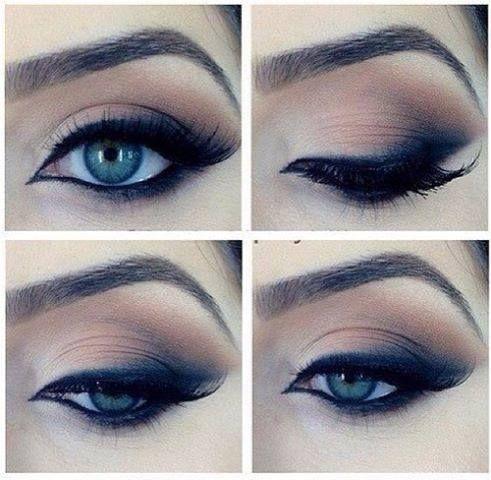 Hochzeit - Make-up #