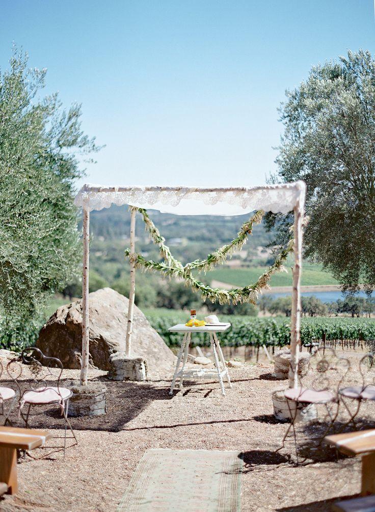 Wedding - Lavender Wedding Inspiration
