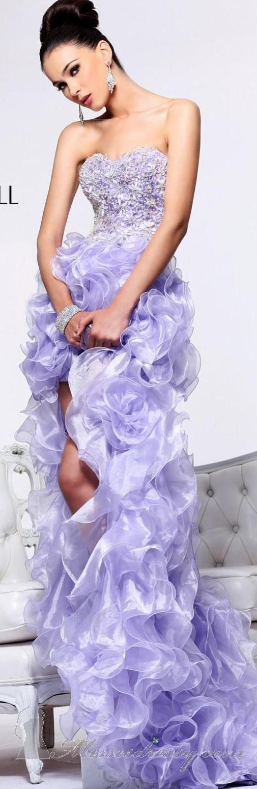 Wedding - Gowns..Lovely Lavendars