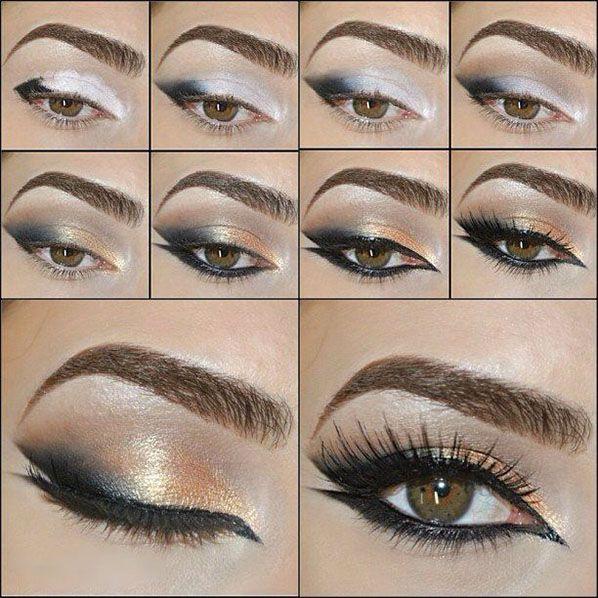 Makeup Eye Makeup Tutorial 2078847 Weddbook