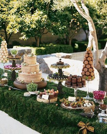 Свадьба - Свадьбы-Десертного Стола