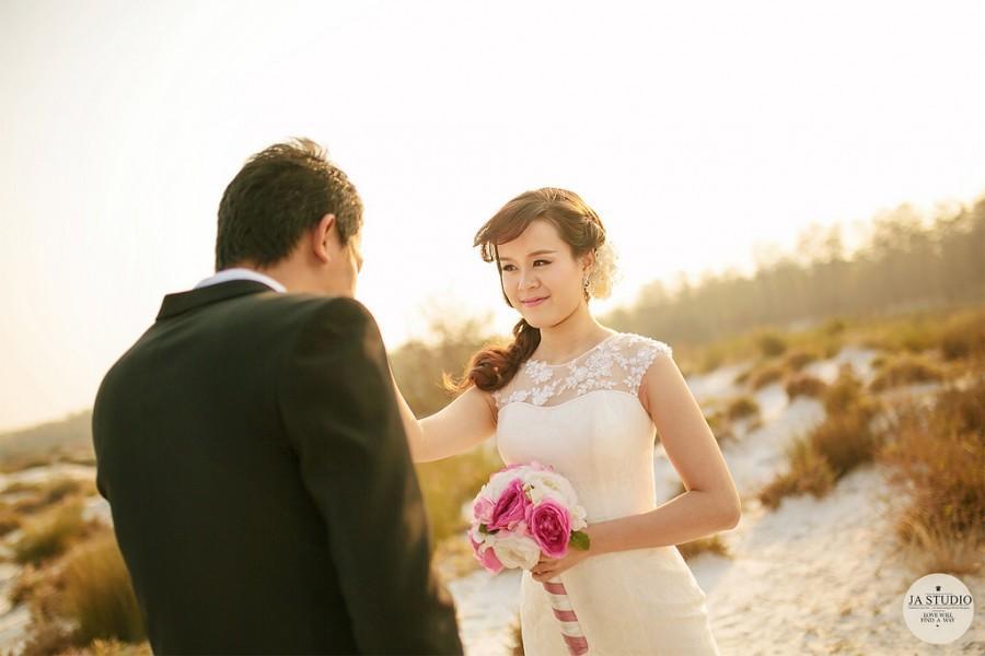 Wedding - Ảnh Cưới Đẹp Quan Lạn - Minh Châu - Quảng Ninh ( Ja Studio - 11E Thụy Khuê )