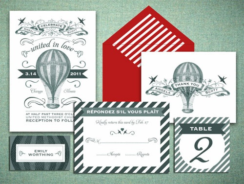 Wedding - White Days- Invite