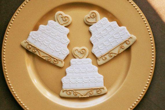 Mariage - biscuits de mariage
