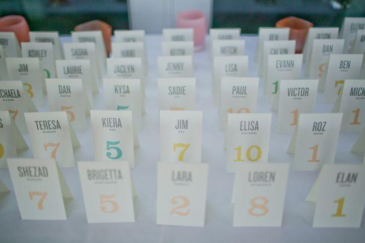 Wedding - Wedding Seating Charts And Escort Cards