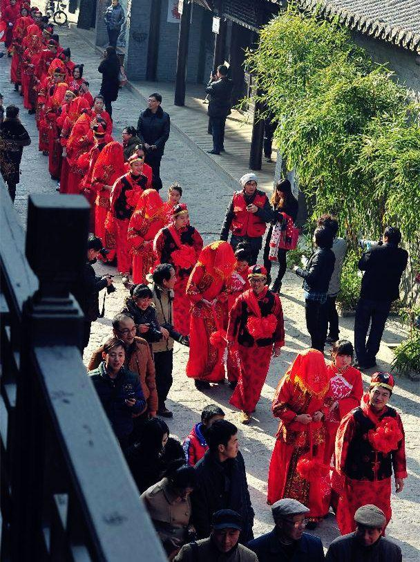 Mariage - Mariage traditionnel chinois