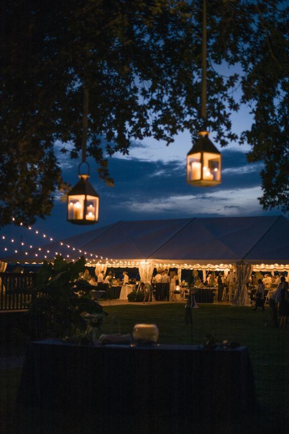 Hochzeit - Beleuchtung