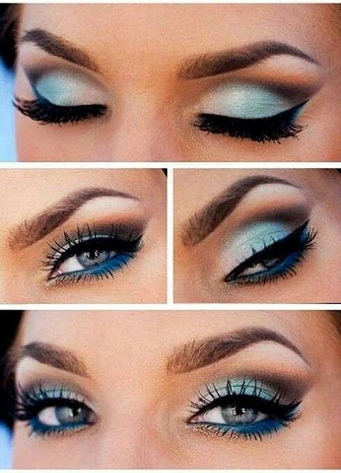 Amato Trucco - Eye Makeup Tutorial #2079906 - Weddbook QI78