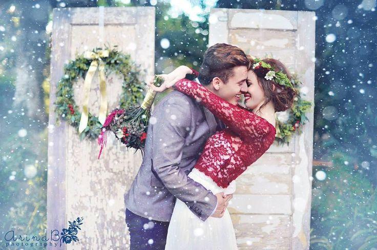 Свадьба - Зимняя Страна Чудес