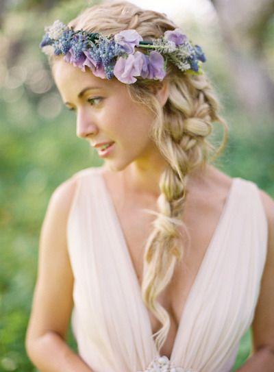 Hochzeit - Frisuren für die Braut.