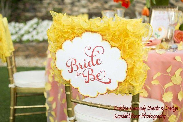 Wedding - Bridal Shower Ideas