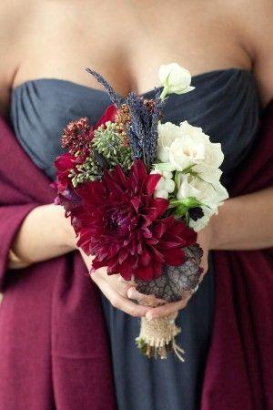 Wedding - Bodacious Burgundy