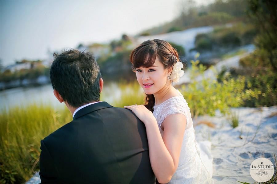 Mariage - Ảnh cuoi DJEP Quan Lan - Minh Châu - de Quang Ninh (Ja Studio - 11E Thuy Khue)