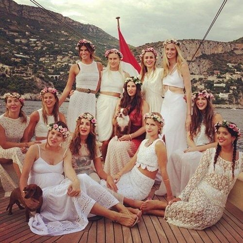 Th me de mariage hippie chic weddings 2080338 weddbook - Mariage hippie chic ...