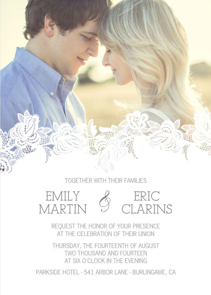 زفاف - دعوات