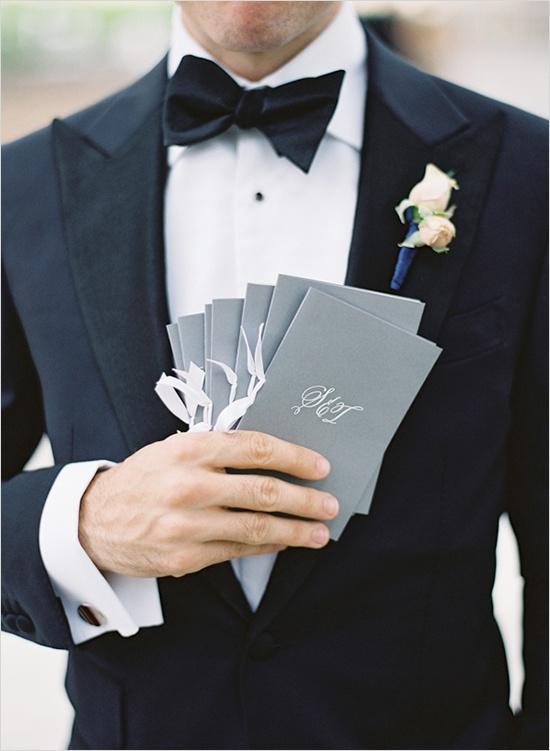 Hochzeit - Trauzeugen Glam