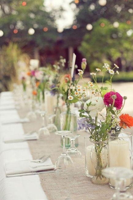 Hochzeit - Romantische Garten-Hochzeit