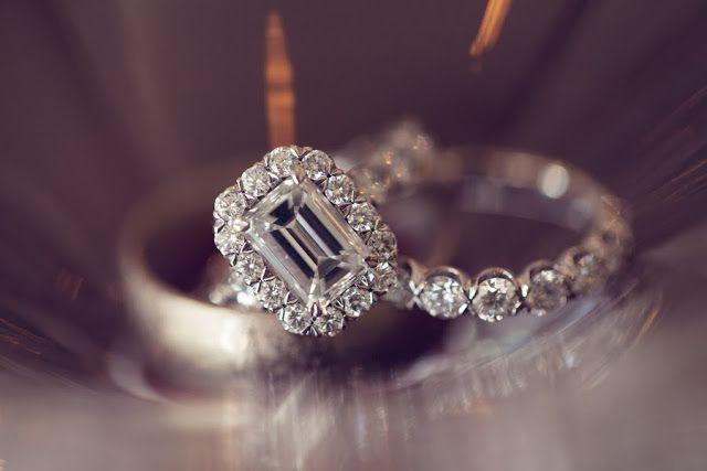 زفاف - خواتم الماس