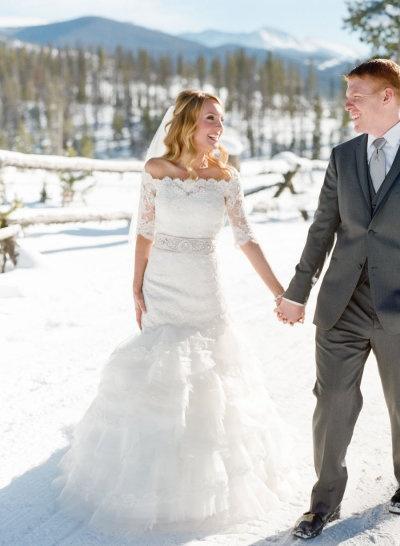 زفاف - فساتين الزفاف #