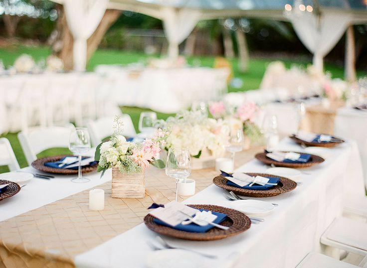 Hochzeit - Hochzeiten: Tischinszenierungen