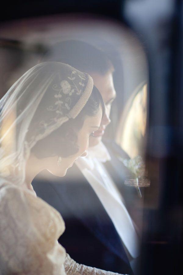 Свадьба - Красивая Свадебная Фата