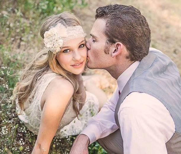 mariage romantique hippie chic weddings 2080966 weddbook