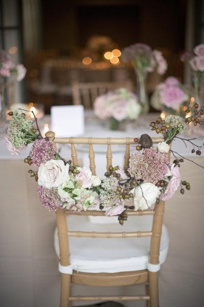 Hochzeit - Stuhlhussen & Chair Dekoration