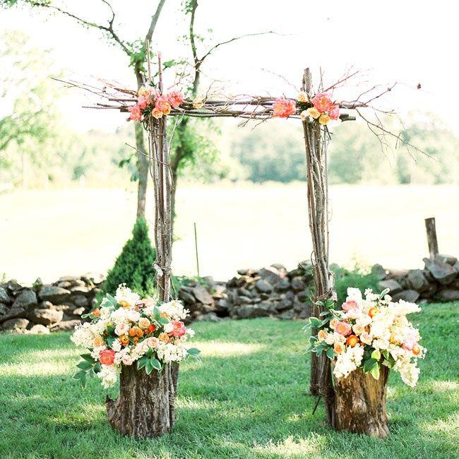 Wedding Altar Trees: Wedding Backdrop/Alter Decor #2081061