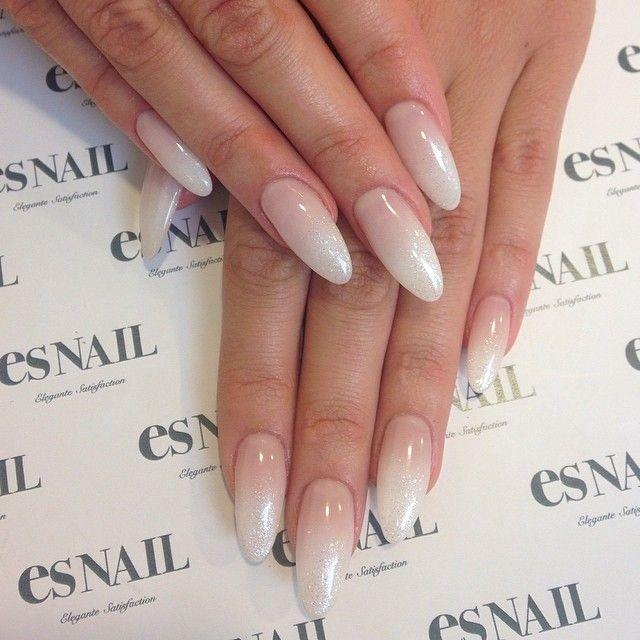 Oval nails instagram