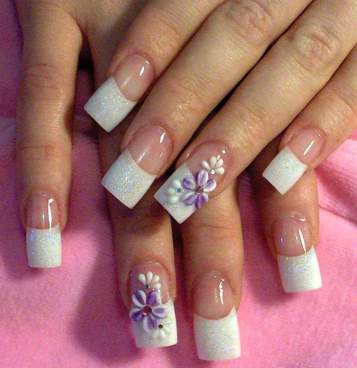 Wedding Nail Designs - Wedding Nail Art #2081324 - Weddbook