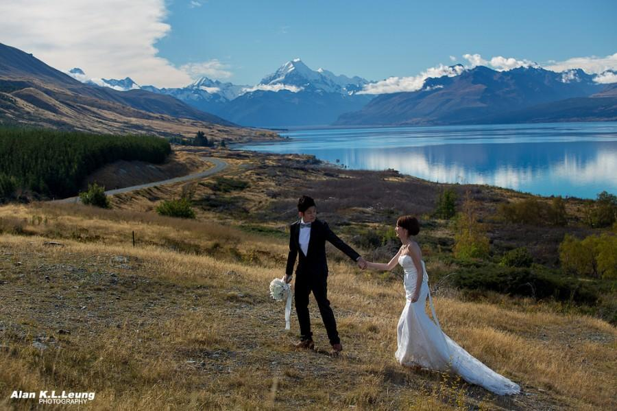 Wedding - New Zealand Pre-Wedding